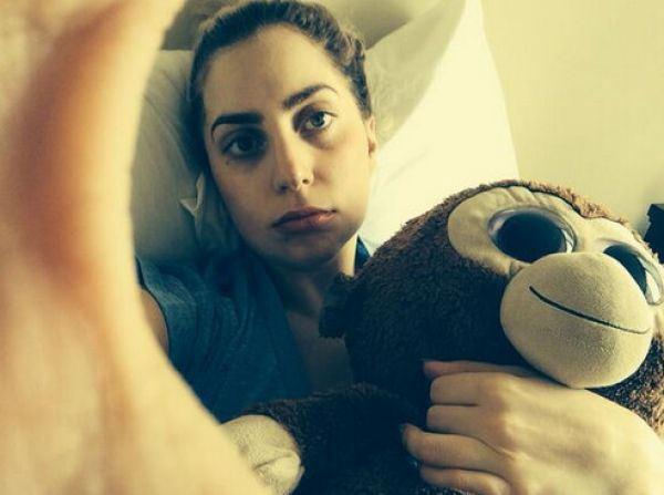 La popular Lady Gaga