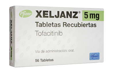 Tratamiento con: Xeljanz (citrato de tofacitinib