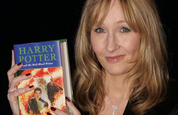 J.K Rowling escritora
