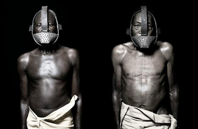 Mirate estas 15 mascaras perturbadoras
