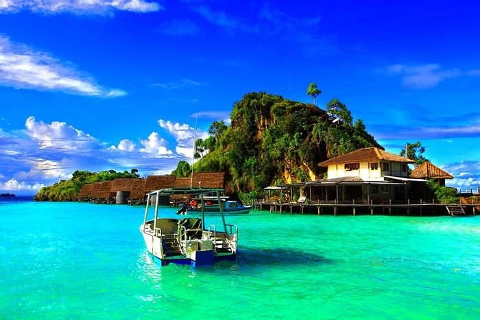 Fotos de las aguas más cristalinas y bellas del planeta