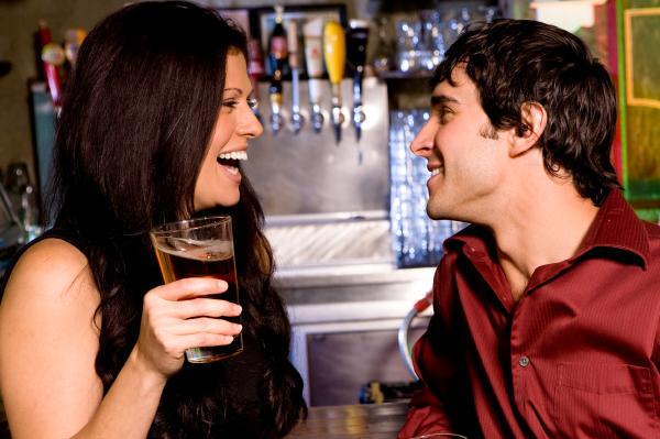 man-flirting-with-woman