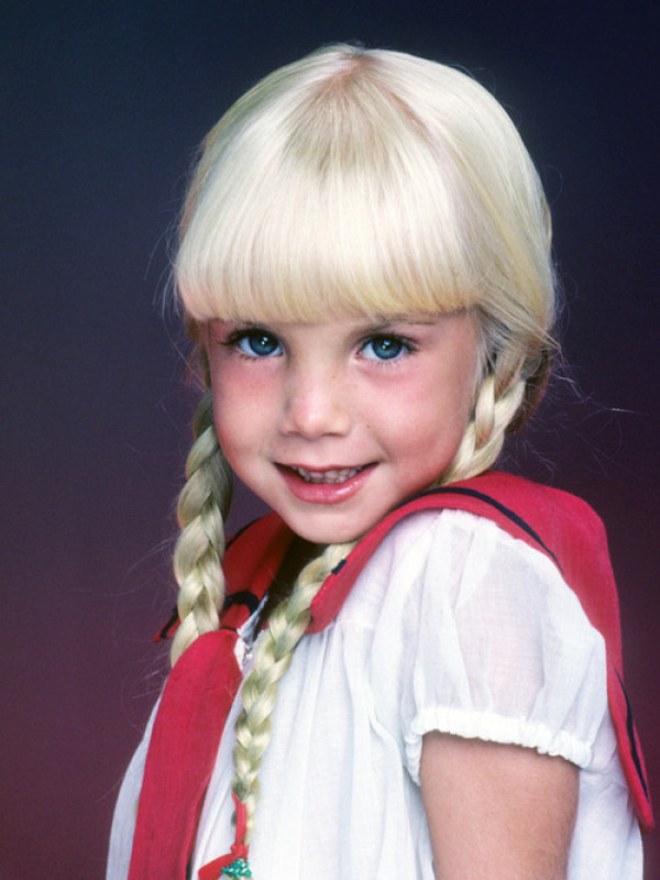 Heather O'Rourke (ca. 1982)