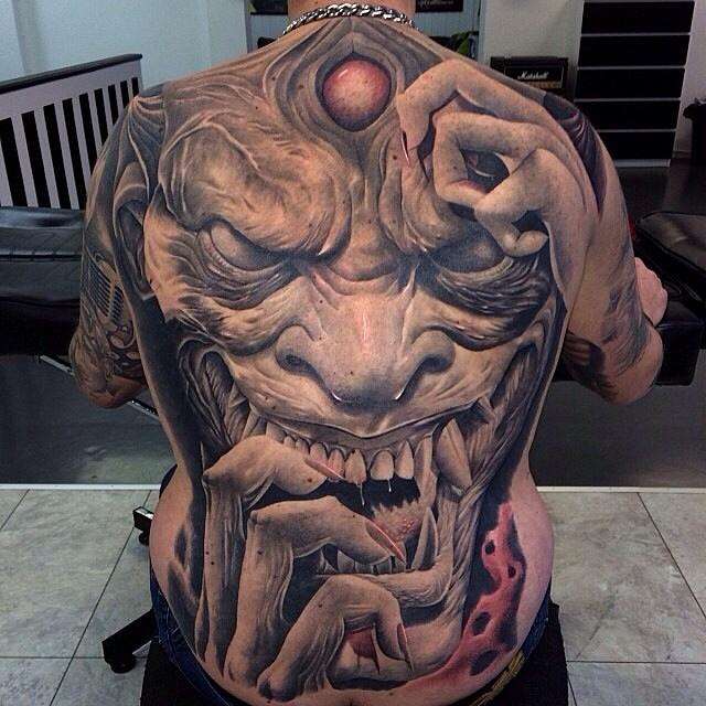 Lucifer Hindi: Estos Tatuajes Son Tan MACABROS Que Nunca Debieron Hacerse