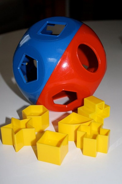 Fisher-price-Shape-Sorter