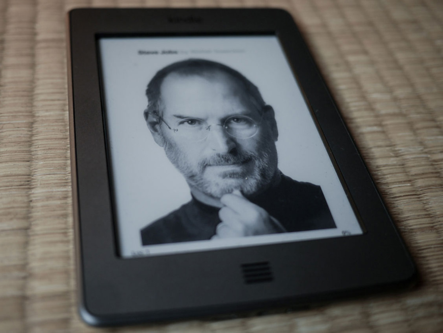 Kindle-Steve-Jobs