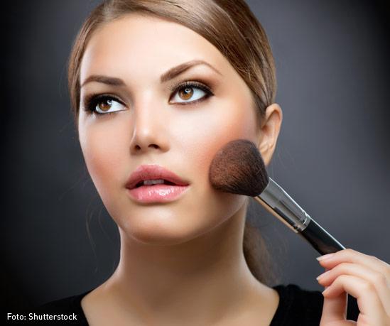 Maquillaje-rubor