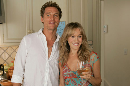 Matthew-McConaughey-y-Sarah-Jessica-Parker