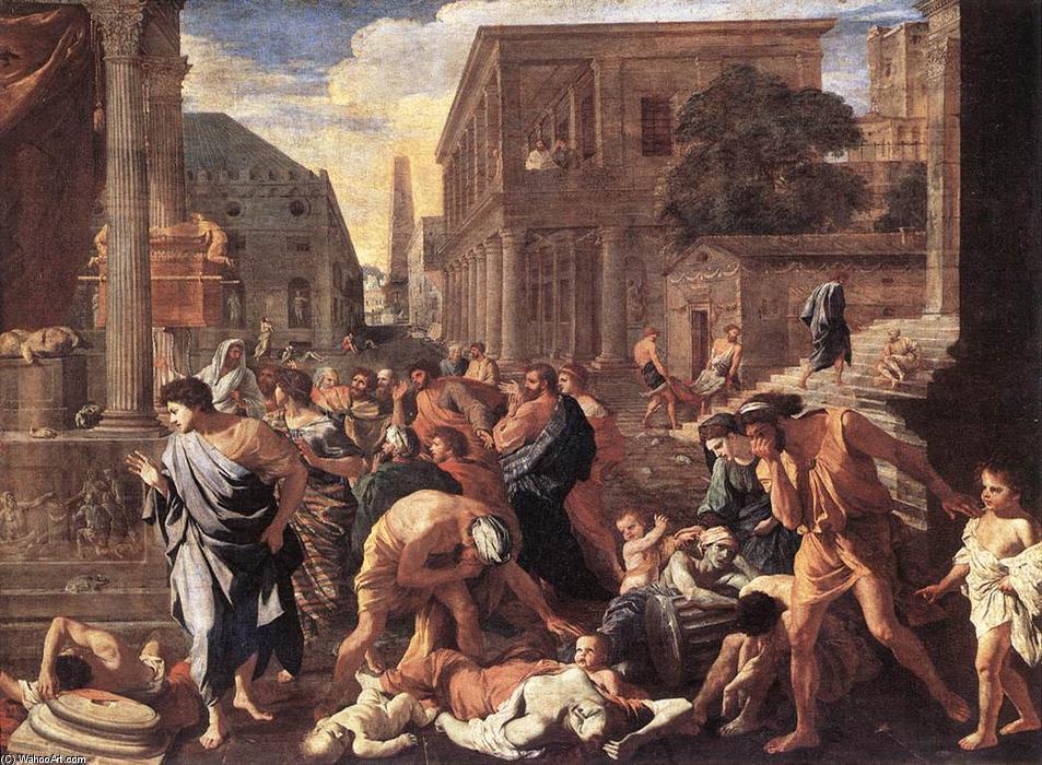 Nicolas-Poussin-The-Plague-at-Ashdod
