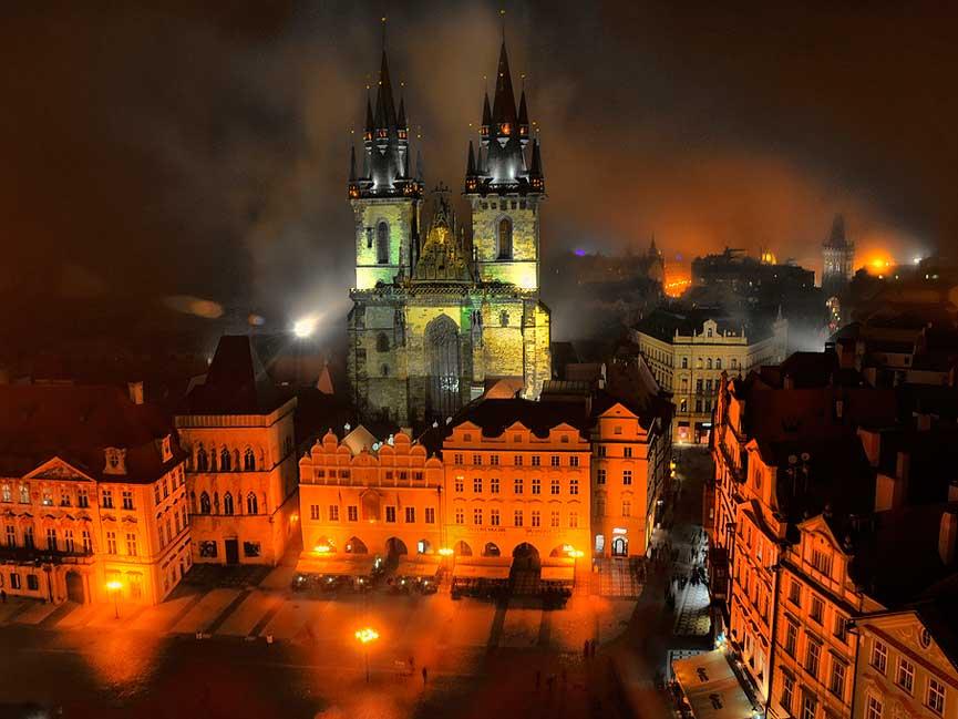 Niebla_Praga