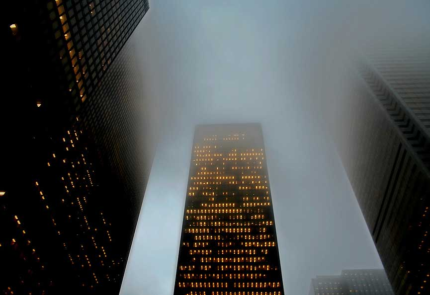 Smog_fog