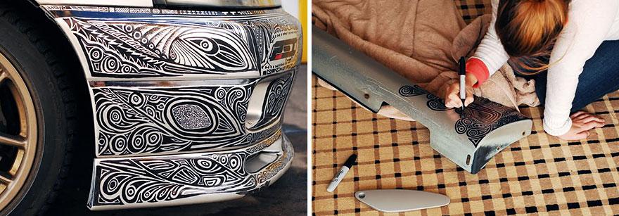 car-art-sharpie-pen-drawing-2