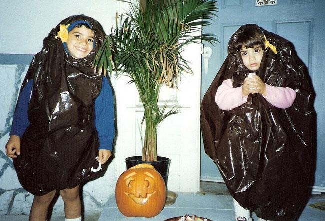 24 padres que fracasaron en el arte de crear disfraces de - Disfraz halloween casero ...