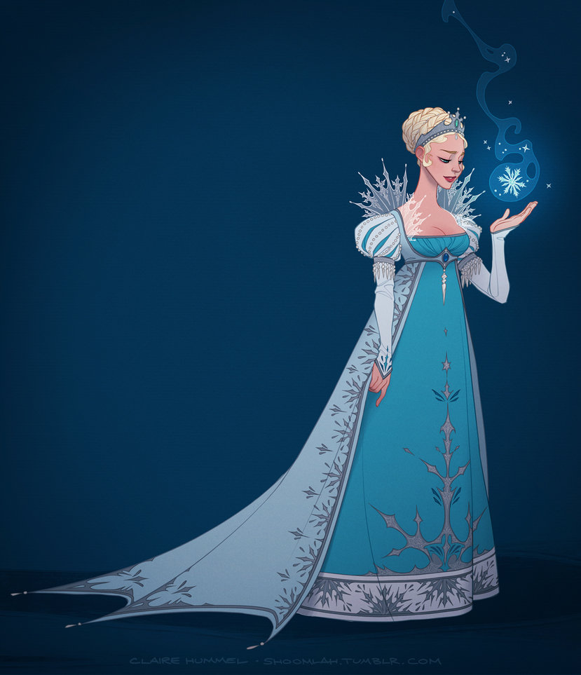 it_looks_like_i_m_the_queen__ice_gown__by_shoomlah-d7ff3ty