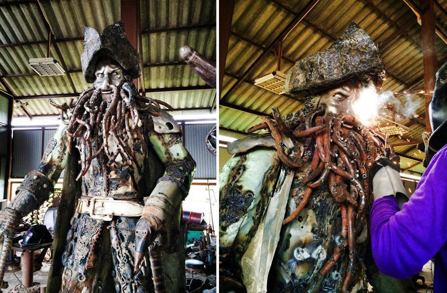 scrap-metal-sculptures-hulk-ban-hun-lek-3