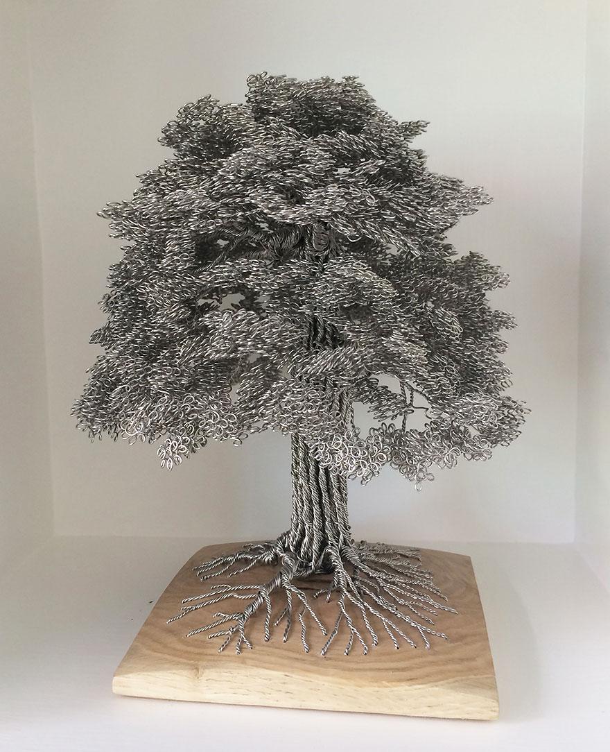 Este Artista Crea Maravillosas Esculturas Utilizando