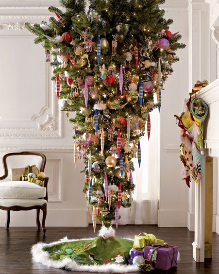 colorful-christmas-trees