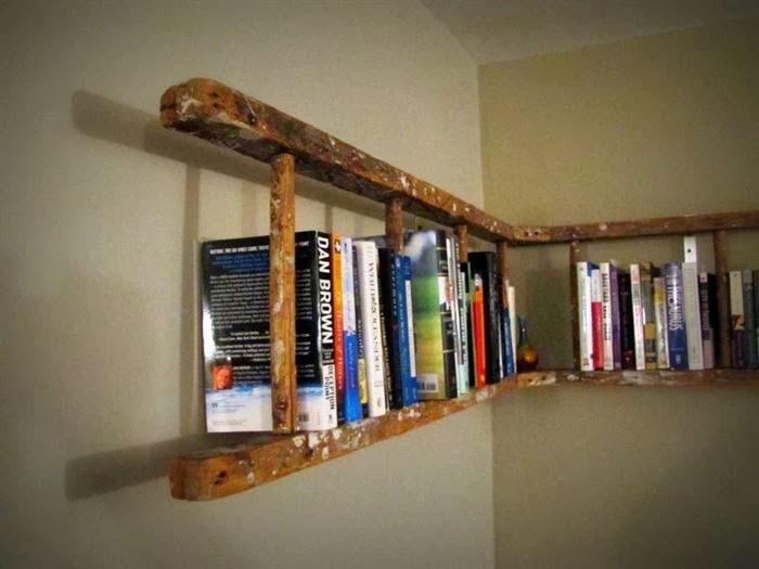 Si te encanta leer vas a querer todos estos muebles para - Muebles para libros ...