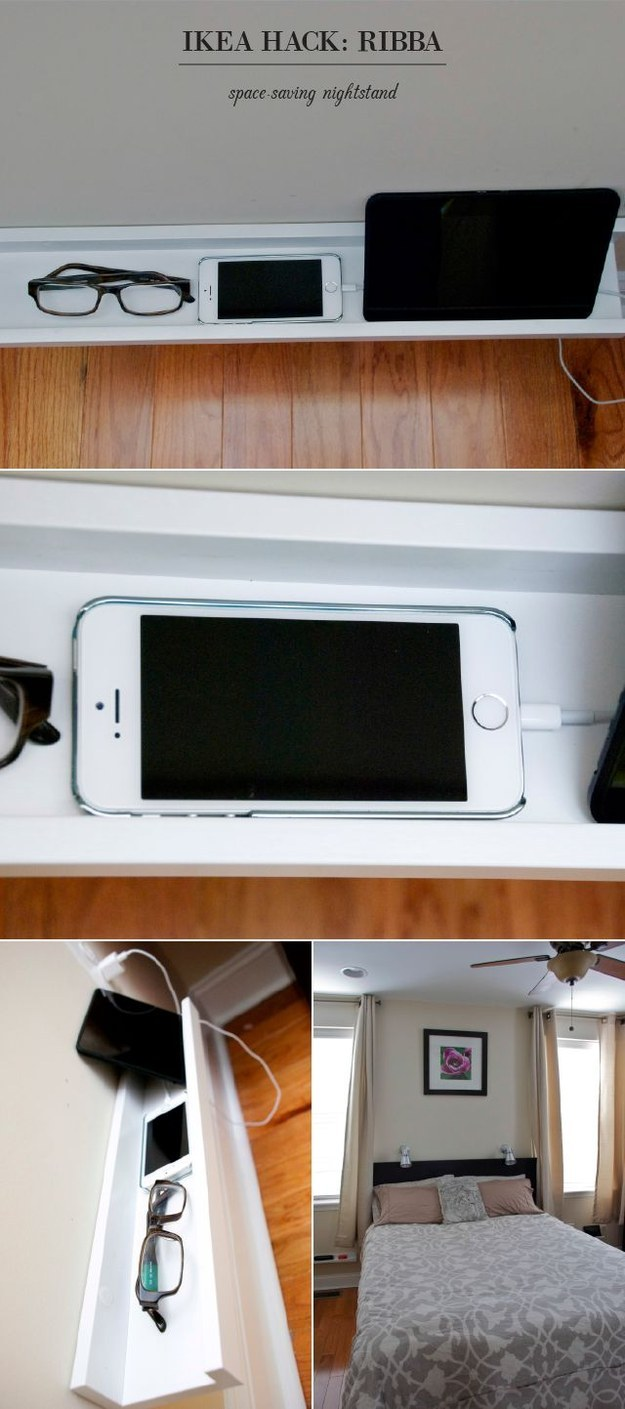 51 Trucos para almacenar objetos en tu casa sin utilizar mucho ...