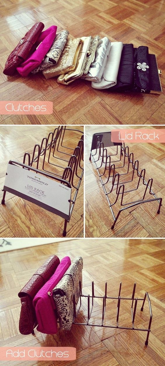 51 trucos para almacenar objetos en tu casa sin utilizar - Ideas para guardar zapatos en espacios pequenos ...