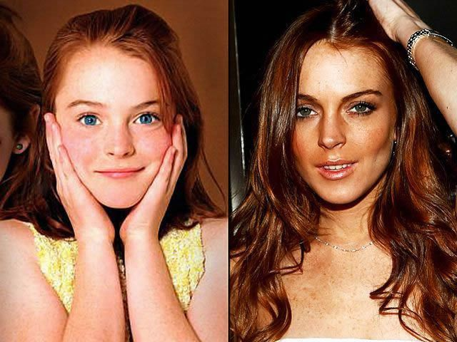 Lindsay-Lohan-antes-despues