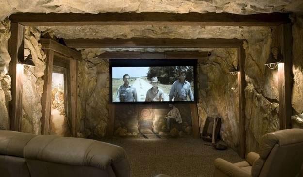 Te imaginas tener un cine tu casa aqu tienes 13 modelos - Montar un cine en casa ...