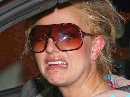 Las 10 Fotos mas Feas de Britney Spears1