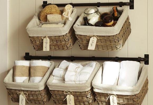 10 estrategias para mantener tu casa organizada s se - Cajones decorativos ...