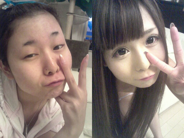 asian_girls_before_and_after_makeup_14