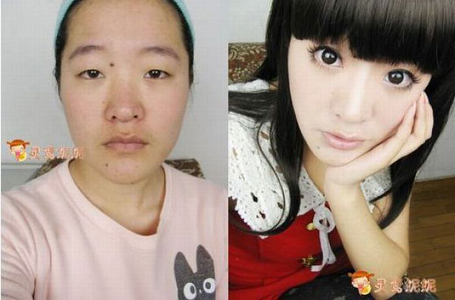asian_girls_before_and_after_makeup_16
