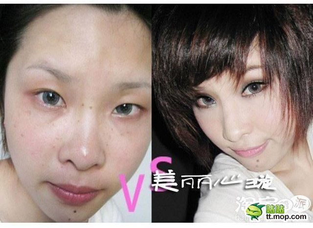 asian_girls_before_and_after_makeup_6
