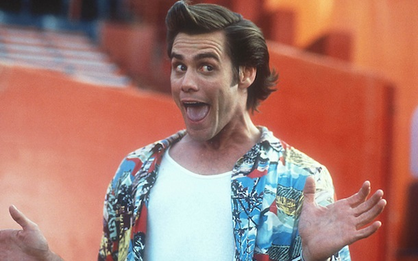 Ace Ventura Pet DetectiveJim Carrey©Morgan Creek Productions