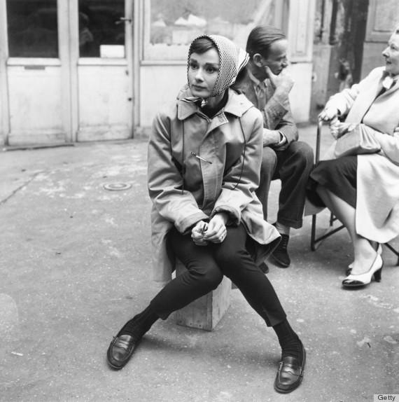 Audrey In Paris