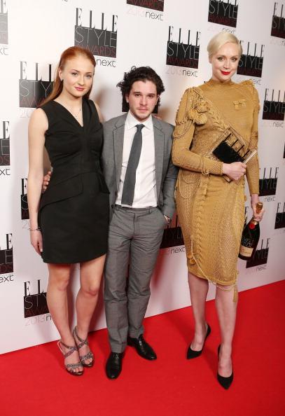 Elle Style Awards - Press Room