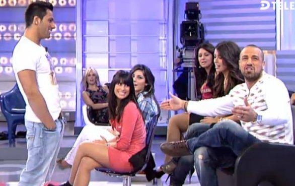 Mujeres y Hombres y Viceversa Nadia ofendida con José Luis, que se enfada con una pretendienta por coquetear con Rafa Mora