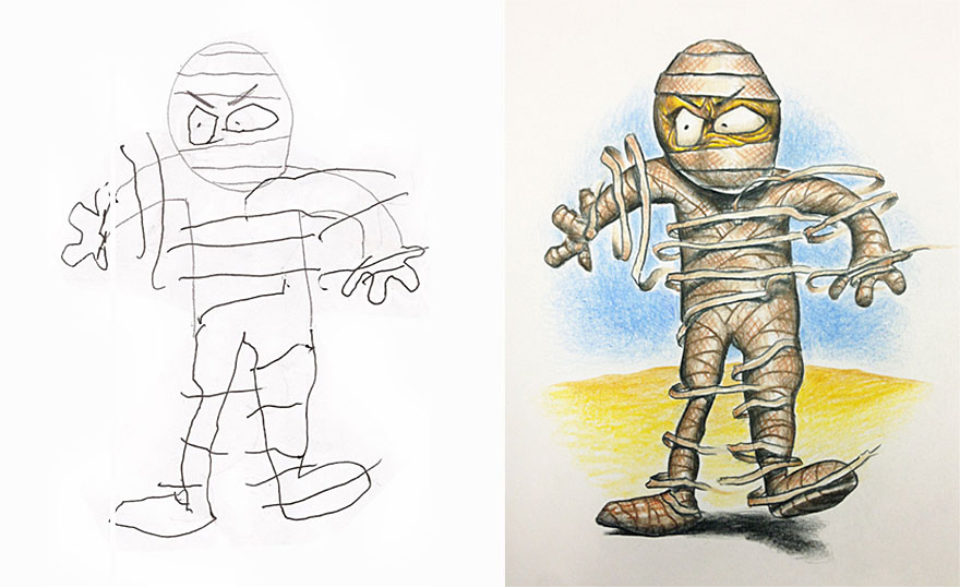 dad-colors-in-kids-drawings-fred-giovannitti-2