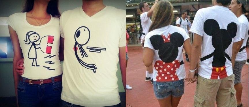 20 Camisetas Romanticas Para Usar Con Tu Pareja En San Valentin Un