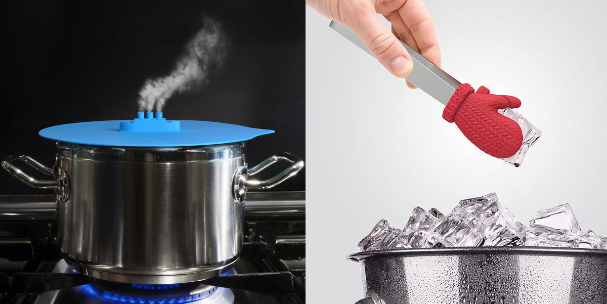 19 tiles y divertidos utensilios de cocina que vas a for Utiles de cocina