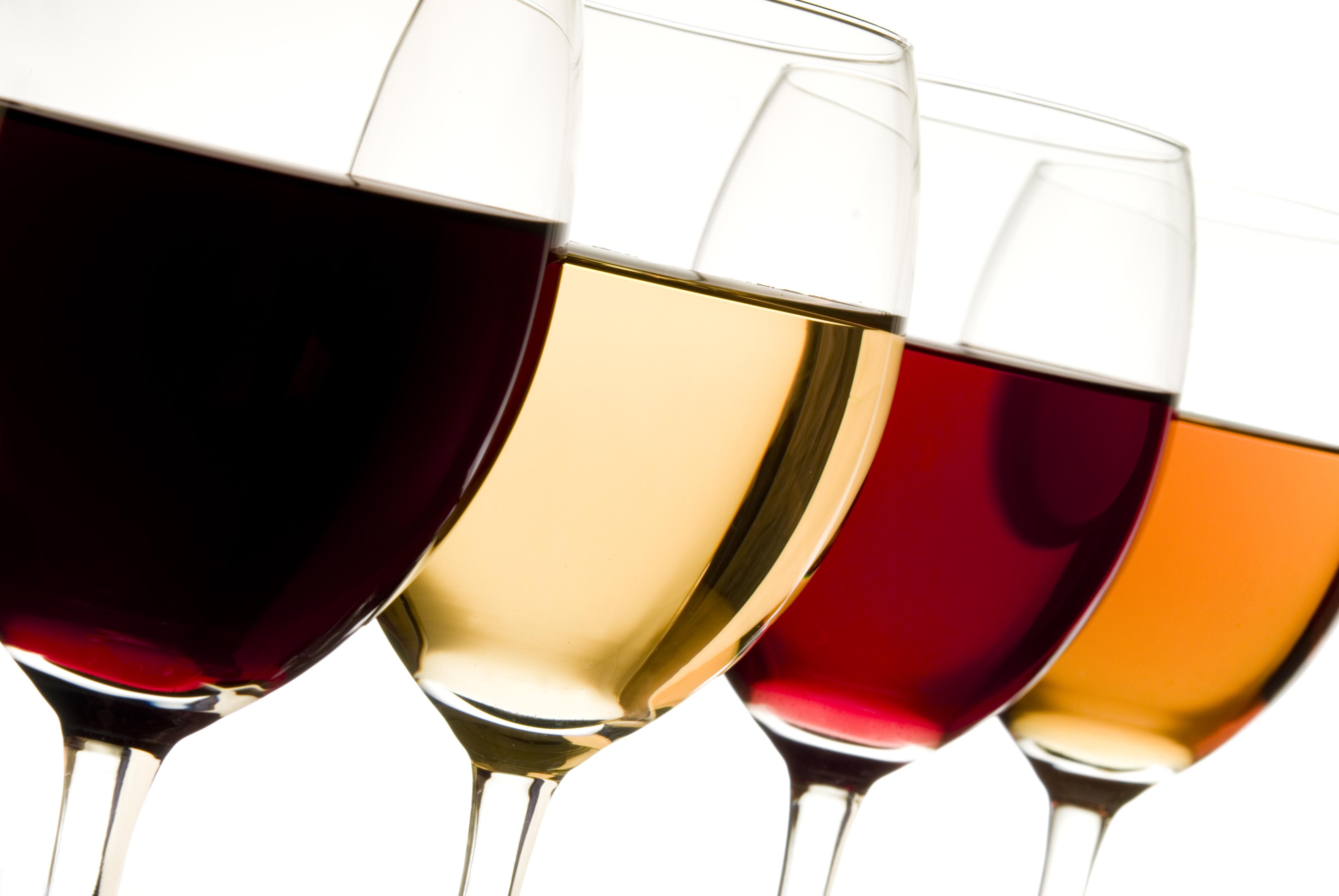 el tipo de vino: