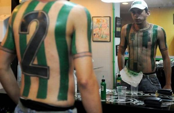 Tatuaje futbol 4