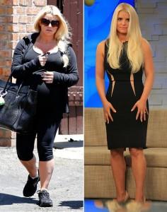 10 celebridades que bajaron de peso de forma dr225stica 161no