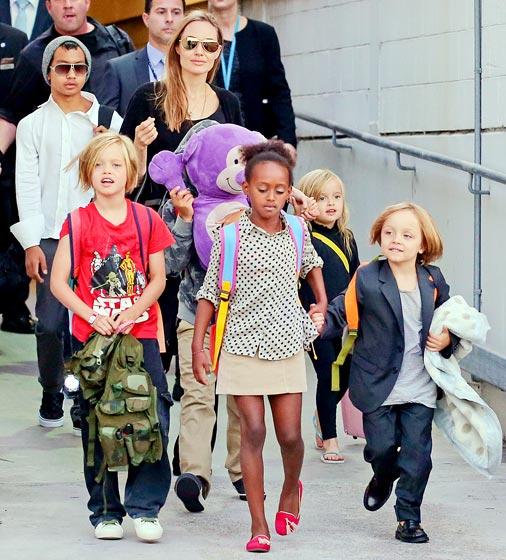 Estas Son Las 13 Familias Más Famosas De Hollywood ¡Qué