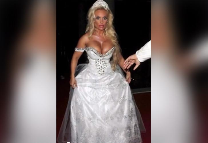 los 17 vestidos de novia mÁs atrevidos e inapropiados de la historia