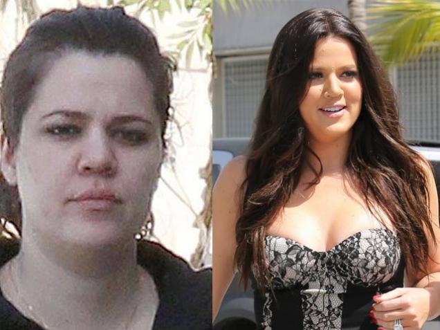 Sin_Maquillaje_Khloe_Kardashian