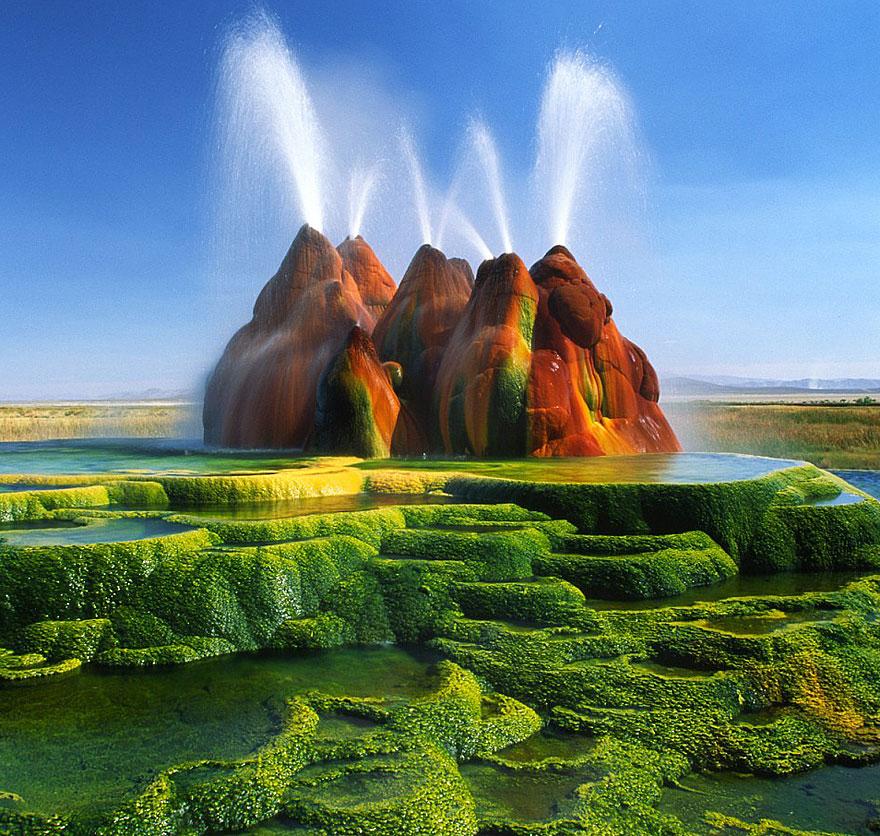 Hermosos lugares de La Tierra