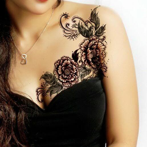 14 Tatuajes Geniales Para Chicas En Zonas Poco Convenci En Taringa
