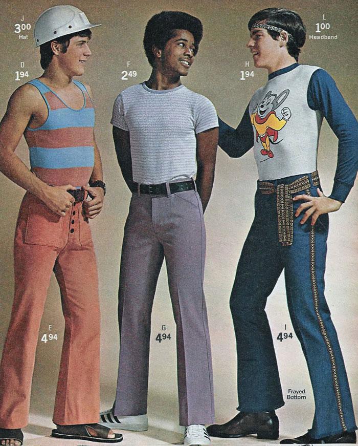 Humor 30 Anuncios De Moda Para Hombres En Los Anos 70 Que No Tienen Explicacion Difundir Org