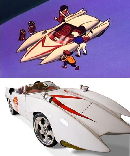 Mach 5 (Speed Racer)
