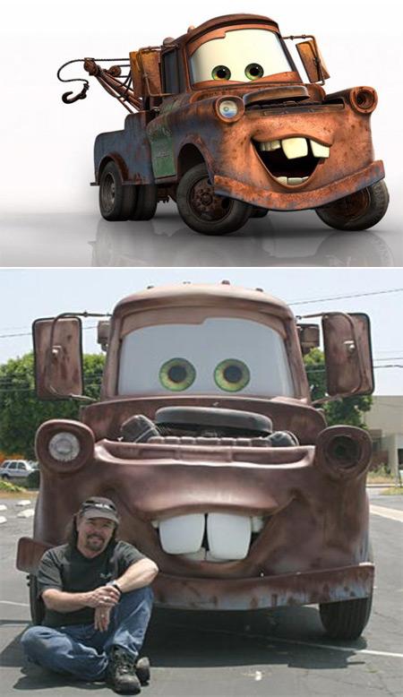 Mater (Cars)