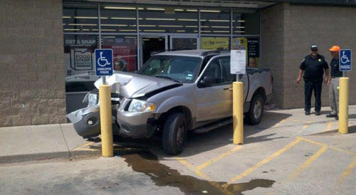 car-accidents-wedged-truck
